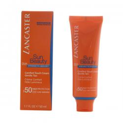 Lancaster - SUN BEAUTY comfort touch face cream SPF50 50 ml - Imagen 1