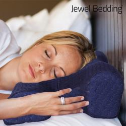 Almohada Viscoelástica Antiarrugas Jewel Bedding