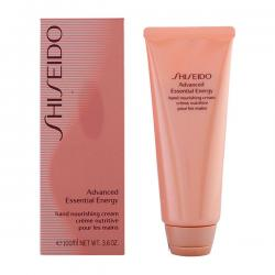 Shiseido - ADVANCED ESSENTIAL ENERGY hand nourishing cream 100 ml - Imagen 1
