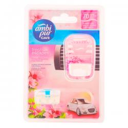 Ambi Pur - CAR ambientador aparato + recambio for her 7 ml - Imagen 1