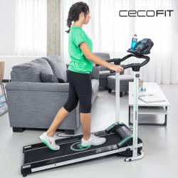 Cinta de Andar Plegable con Altavoces Cecofit Run Step 7009 - Imagen 1