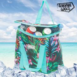 Bolsa Nevera Flowers Adventure Goods (16 L) - Imagen 1