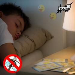 Parches Antimosquitos Zoom Happy Faces Edition - Imagen 1