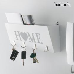 Organizador de Pared con Compartimento by Homania - Imagen 1