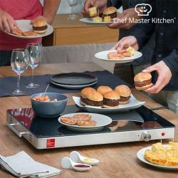 Bandeja Calientaplatos Chef Master Kitchen Serie S 400W - Imagen 1