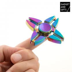 Spinner Fidget Rainbow II Gadget and Gifts - Imagen 1