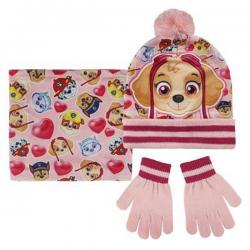 Gorro, Guantes y Pañuelo The Paw Patrol 072 - Imagen 1