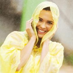 Poncho Impermeable con Capucha - Imagen 1